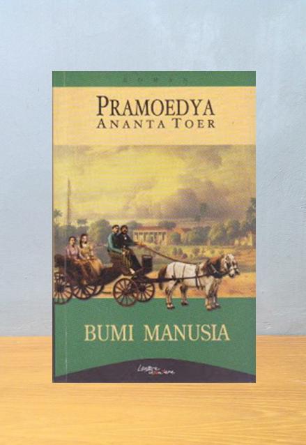 BUMI MANUSIA, Pramoedya Ananta Toer