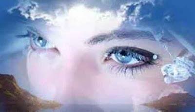 kecantikan bidadari surga