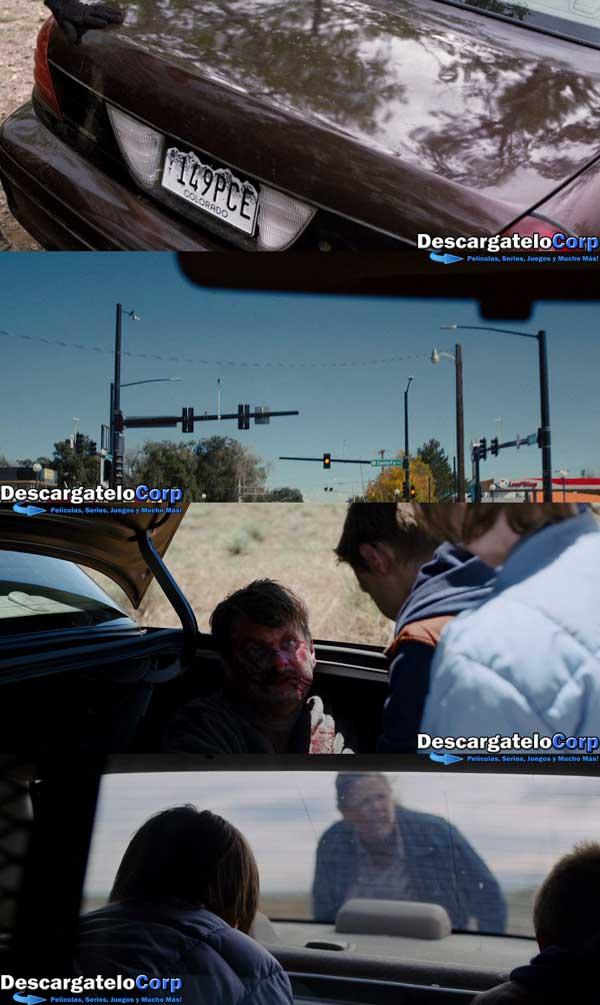 Cop Car HD 720p Latino