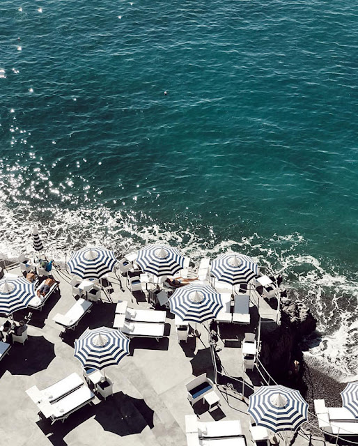 Weekday Wanderlust | Summertime Inspiration: Somewhere by the Sea