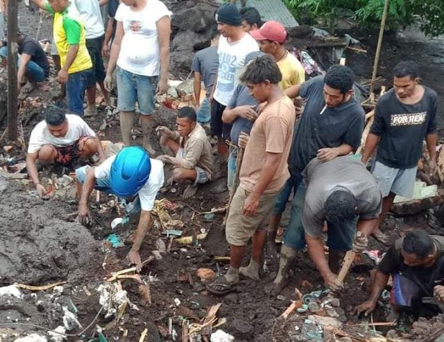 Raditya Jati Ungkap 41 Korban Tewas Bencana di Adonara Telah Terverifikasi BNPB.lelemuku.com.jpg