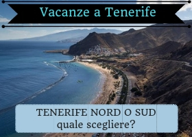 Tenerife nord o sud