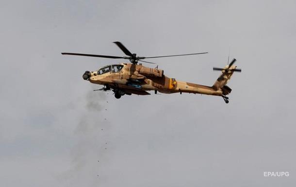 Американський Apache збили радянською ракетою - ЗМІ