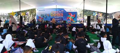 Daikin Origami Day Melatih Kreativitas Anak