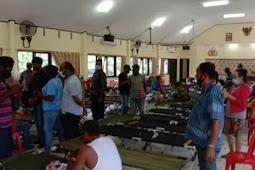 Untung Sangaji Ungkap Alasan Polres Merauke Pulangkan 54 Peserta RDPU MRP