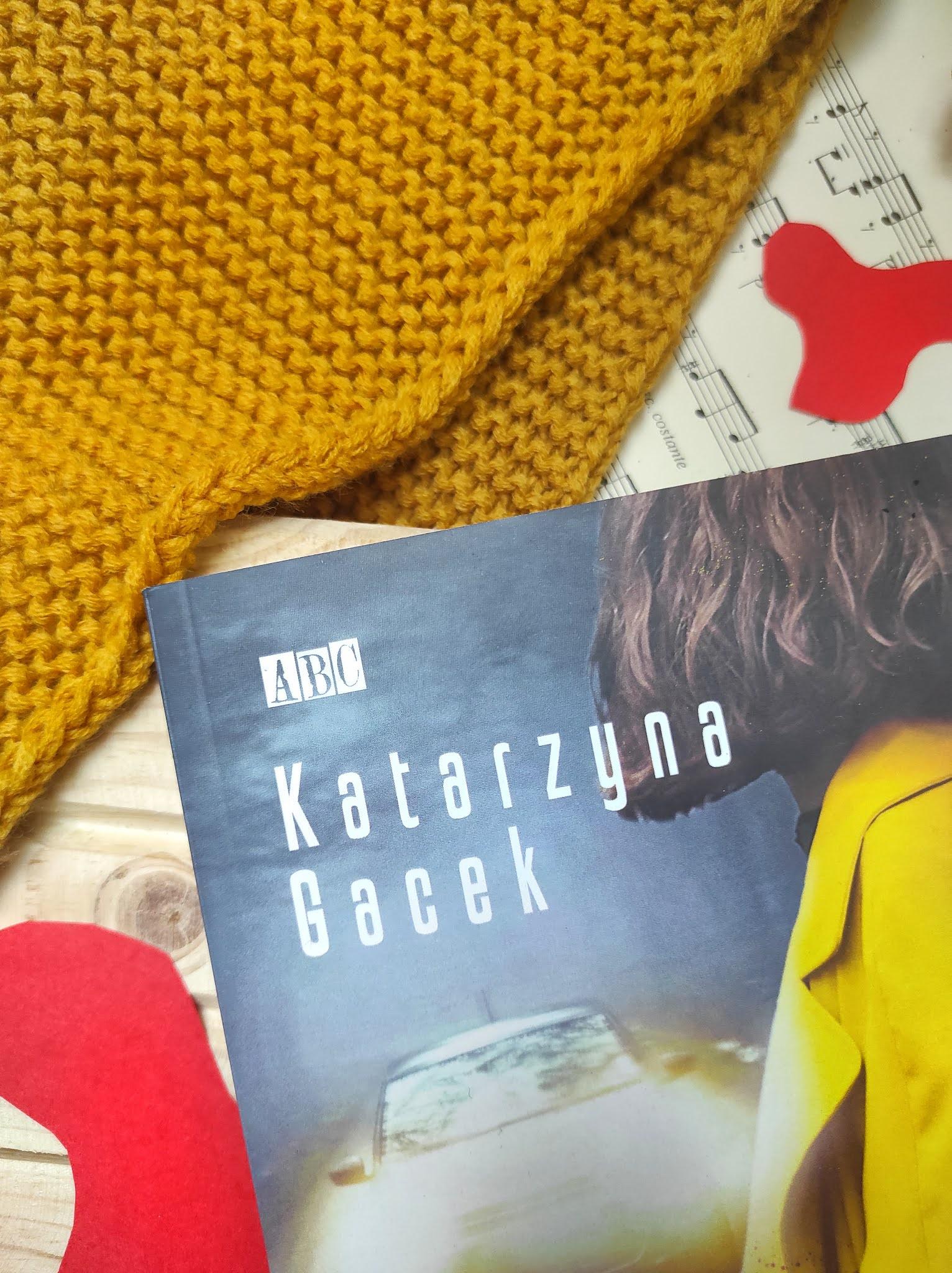 """""""Zemsta ze skutkiem śmiertelnym"""" Katarzyna Gacek"""