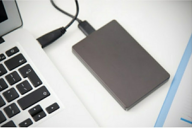 Storage Device - Small In Size...Large In Capacity