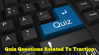 Electrical Interview Question Related to Electric Traction (Part: 01), Electrical Quiz Questions
