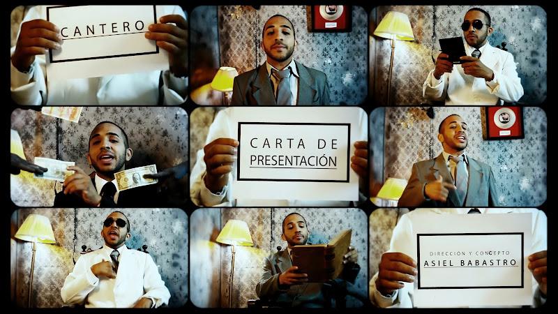 Cantero - ¨Carta de Presentación¨ - Videoclip - Dirección: Asiel Babastro. Portal Del Vídeo Clip Cubano