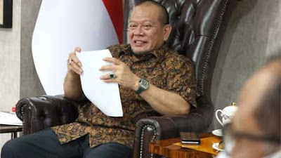 Ketua DPD RI Berharap BRIN Jadi Lokomotif Kedaulatan Teknologi Nasional