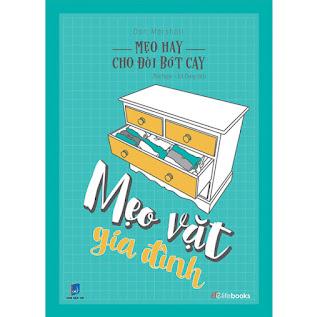 Mẹo Hay Cho Đời Bớt Cay - Mẹo Vặt Gia Đình ebook PDF-EPUB-AWZ3-PRC-MOBI