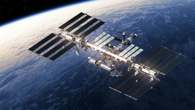 Estação Espacial Internacional/Nasa/Reprodução
