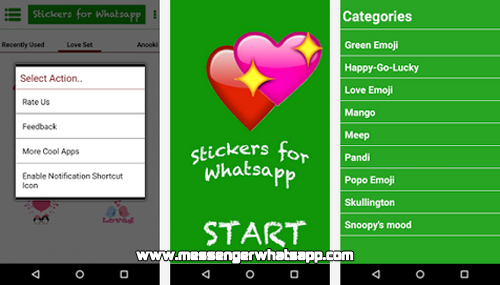 Tus chats mucho mas divertidos con Stickers for Whatsapp