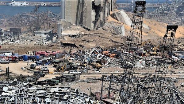 Ordenan arresto domiciliario para funcionarios del puerto de Beirut, Líbano