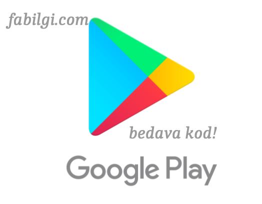 Bedava Play Kodu Alma Hilesi 2021 Bil Kap Uygulaması Yeni