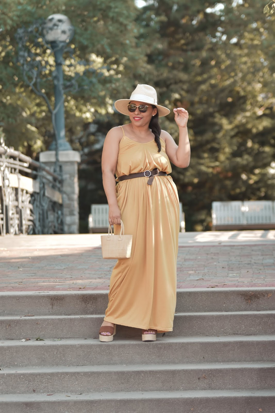 shein, shein reviews, pattys kloset, maxi dress outfit ideas, summer maxi dresses, how to style a maxi dress, maxi dress with pockets