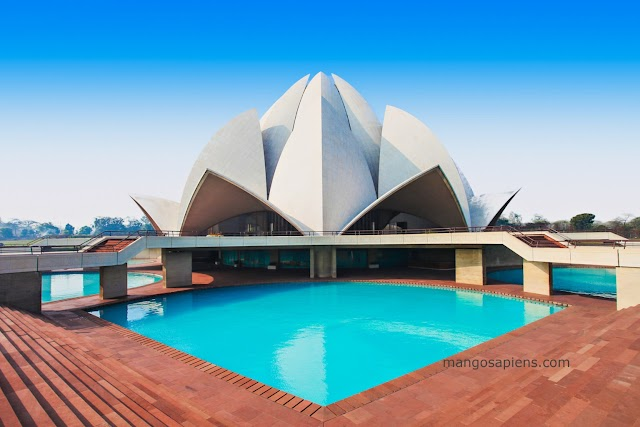 Interesting facts about the Lotus Temple