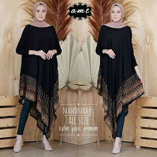 Batik Katun Paris Premium Manohara AMT kode 6