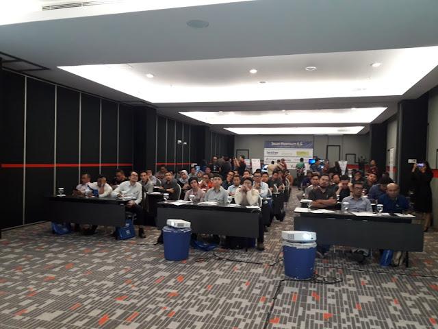 Seminar Smart Hospitality 4.0 di Bandung 31 Jan 2019