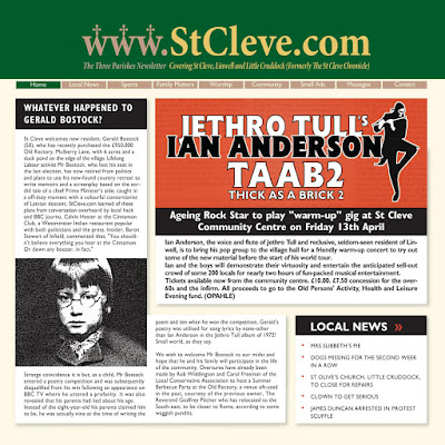 Ian Anderson - Thick As A Brick 2