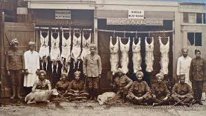 The First World War and the Halal Meat:
