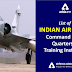 List of Indian Air Force Command Head quarters and Training Institutes