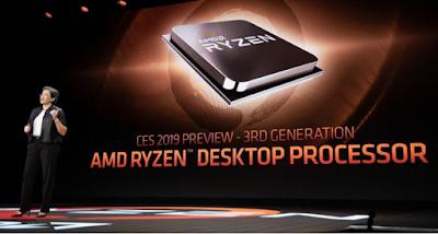 AMD 7nm Ryzen 3rd Generation Processors