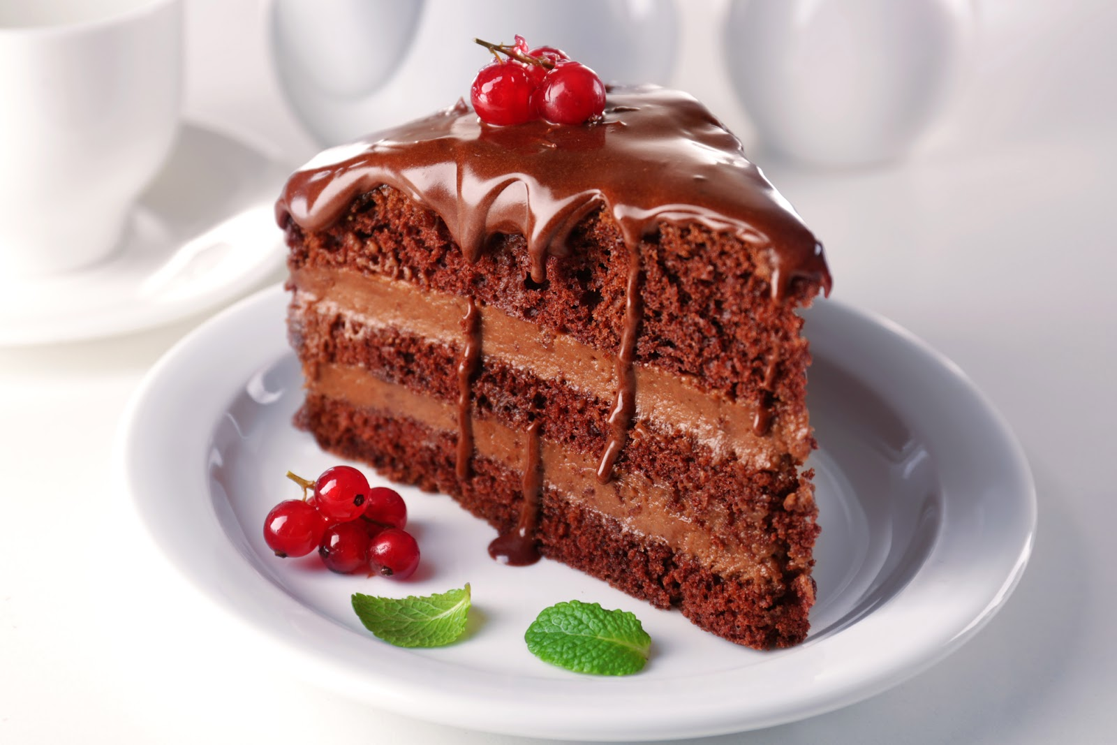 Magnificent Chocolate Mega Bar Cake