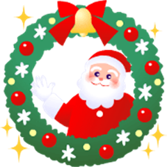Animation Sticker Merry Christmas 2