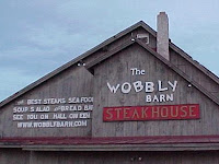 The Wobbly Barn