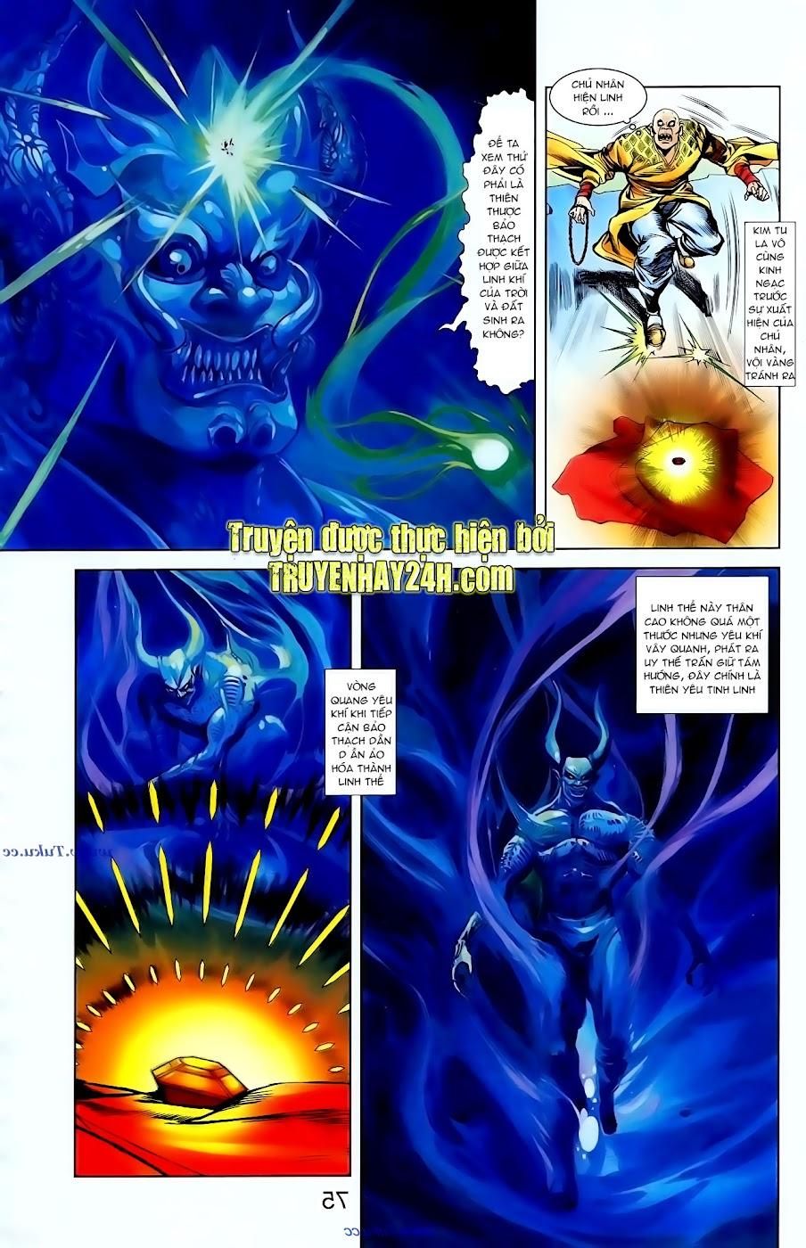 Cơ Phát Khai Chu Bản chapter 98 trang 4