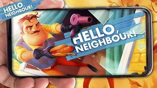 اخيرا!! رسميا تحميل لعبة Hello Neighbor علي الاندرويد (بدون نت)