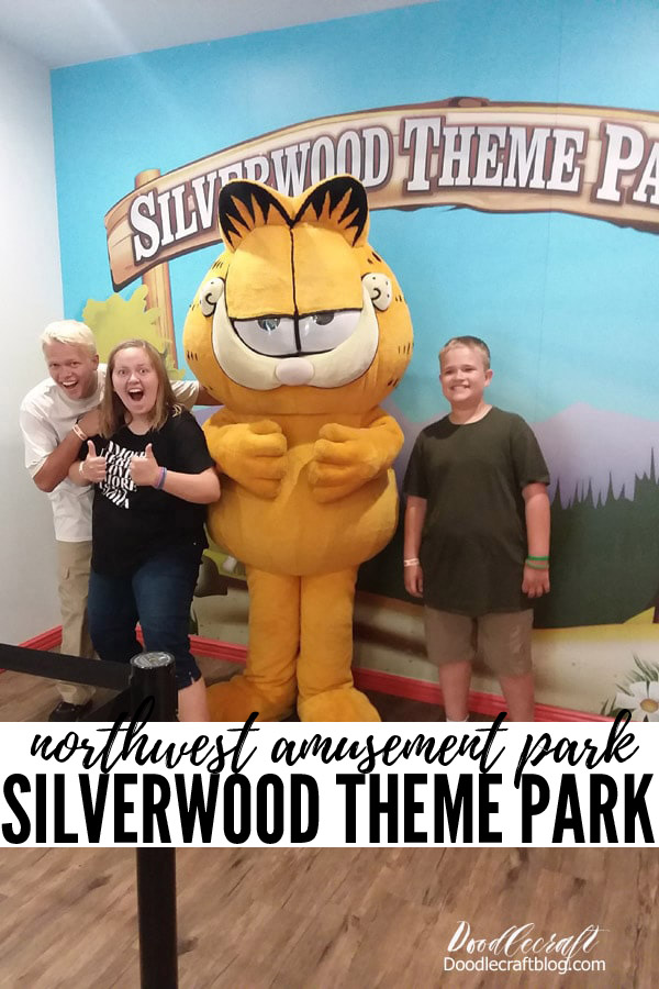 10 Things to do at Silverwood Theme Park!