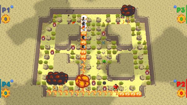 Bombslinger PC Game