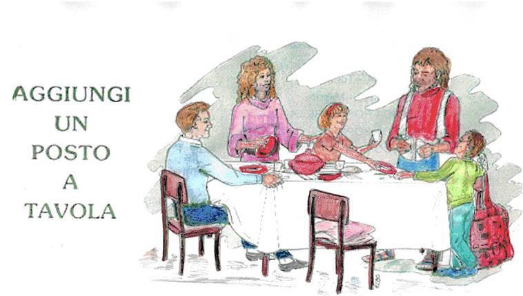 Quarrataedintorniblog a tavola con un posto in pi da - Un posto a tavola ...