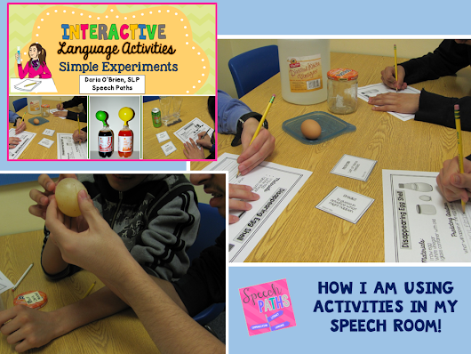 Interactive Activities: Simple Science Experiments