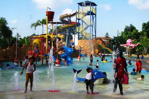 Ayodya Bloombang Waterpark