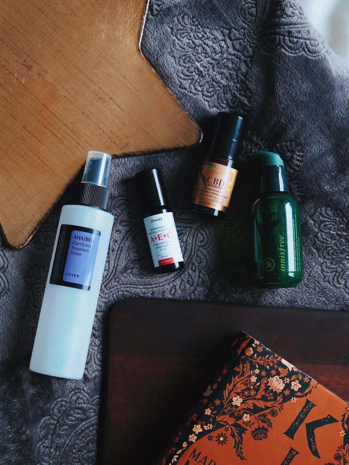 Zużycia kosmetyczne, kosmetyki naturalne Iossi