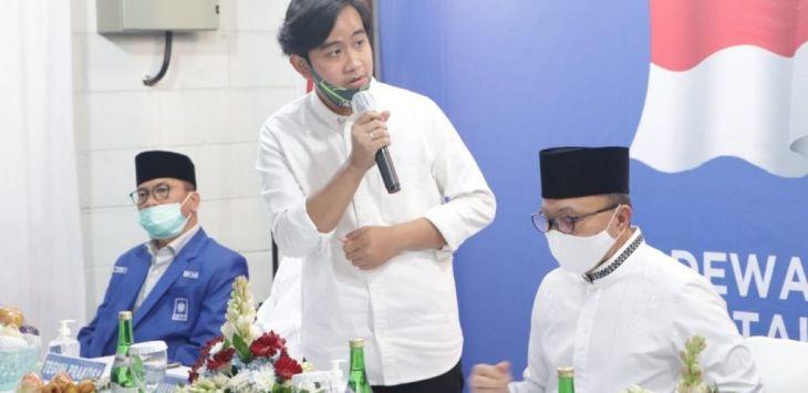 Inikah Sinyal Gibran Incar Pilpres Mulai dari Solo Seperti Jokowi?