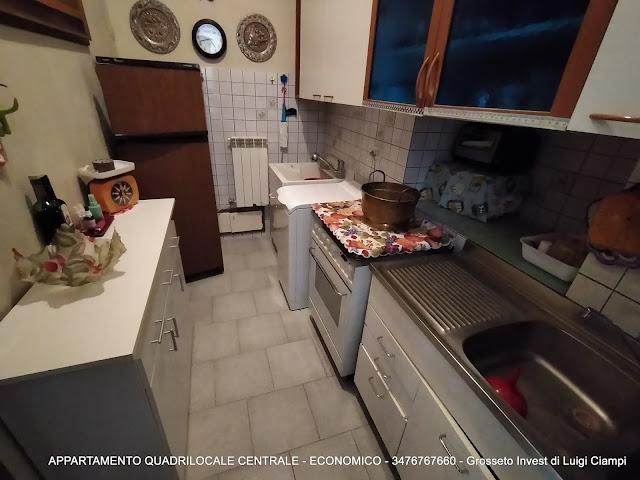Immagine Cucinotto di appartamento su  Ximenes, Centro, Grosseto, Agenzia Immobiliare Grosseto Invest