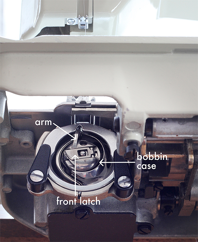 A step-by-step guide on threading your sewing machine