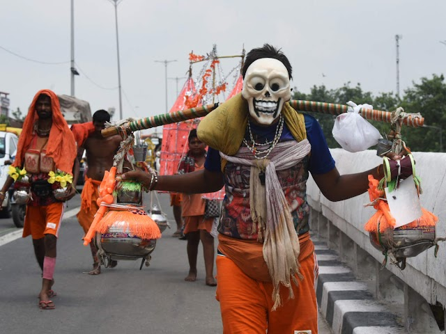 Explain how UP is allowing kanwar yatra: Supreme Court