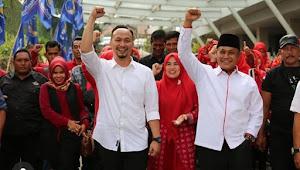 """Ditanya Soal Banyak Pulau Dimiliki Pribadi,  Bupati Lampung Selatan Nanang Malah """"Mingkem"""""""