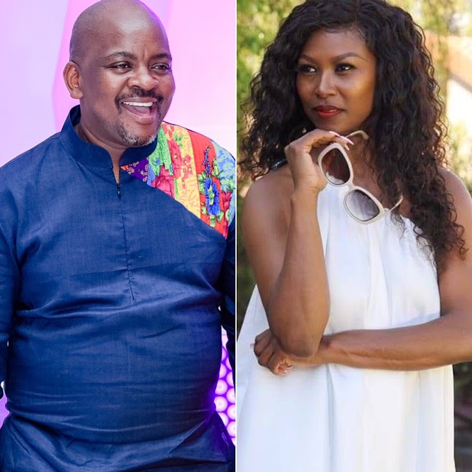 Brinnette Seopela's Ex-Husband Themba Gezane Opens Up About Their Split And Denies Abuse Allegations!