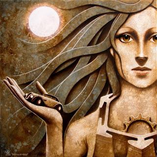 retratos-de-chicas-representaciones-pintadas mujeres-pinturas-rostros