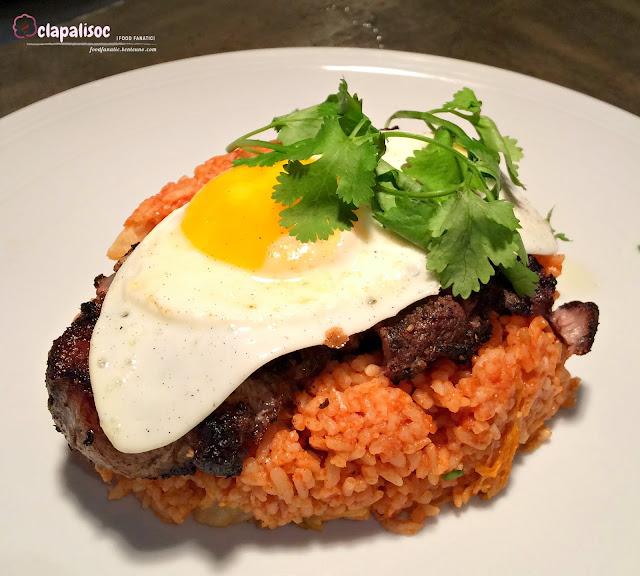 Kimchi Steak from Epic Boracay