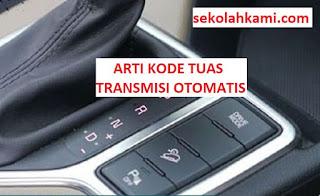 arti kode transmisi otomatis