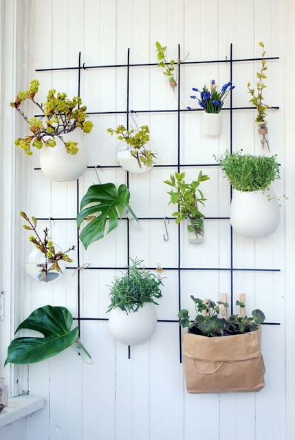 Ideas To Decorate Interiors With Plants 7