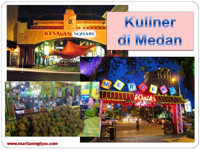 wisata kuliner ke Medan bersama Traveloka