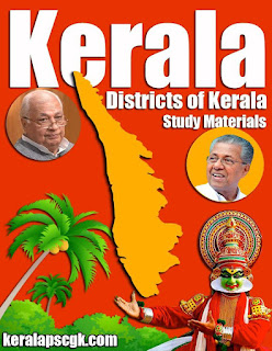 Download Study Material on Kerala and Districts of Kerala